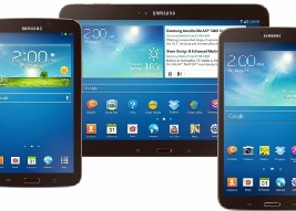 Mountain Stream Ltd repair a wide range of Samsung Tablets